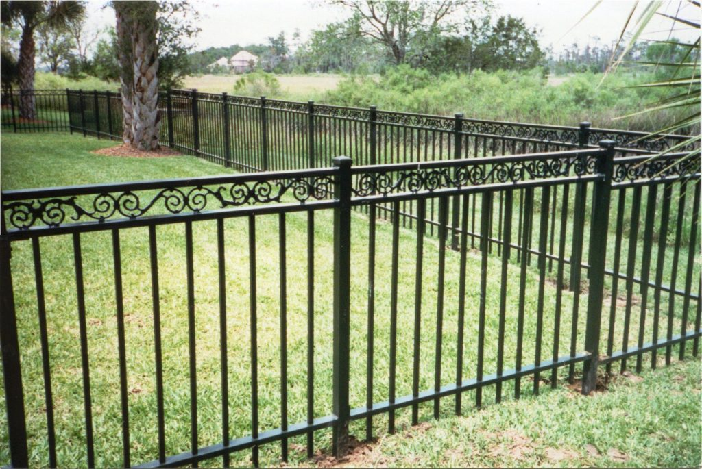Ornamental Aluminum and Steel Fence Installation Queens